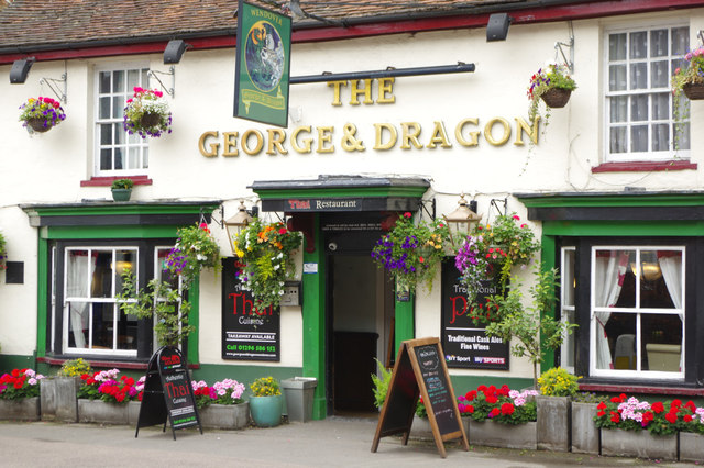 The George & Dragon, Wendover
