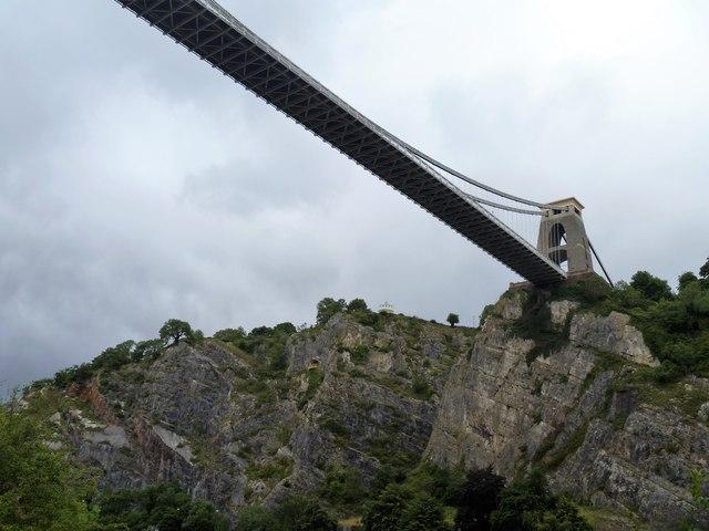 Clifton Suspension Bridge [6]