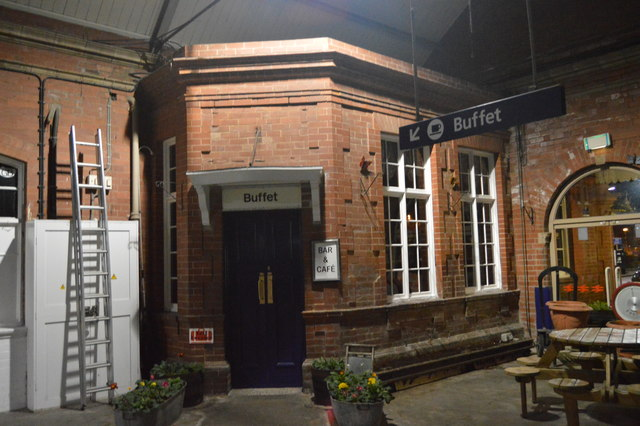 Station Buffet, Bridlington Station