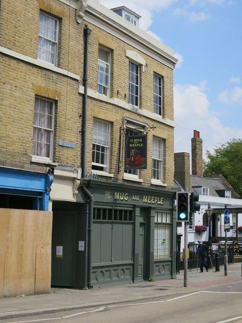 The Mug and Meeple, Gravesend