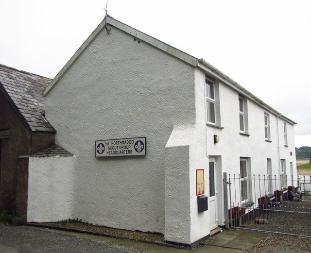 Porthmadog Scout Headquarters