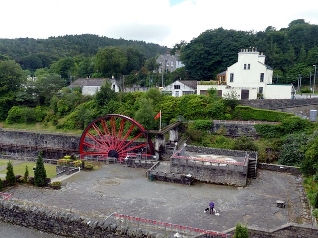 Above the Snaefell Wheel