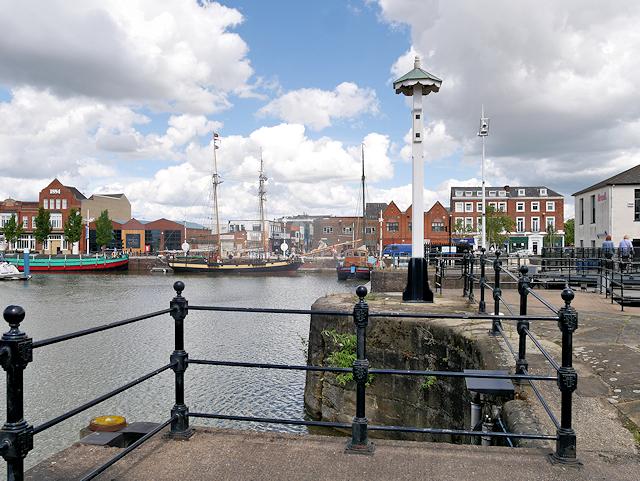 Hull Marina, former Humber Dock