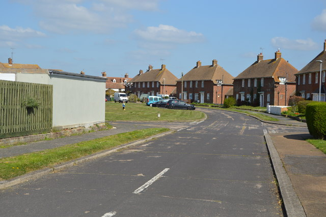 Greenway, Lydd