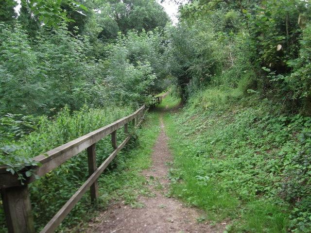 Access to the Shropshire Union Canal at Cheswardine Bridge