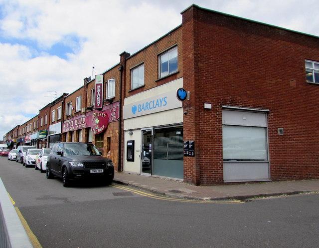 Barclays Bank, 781 Newport Road, Rumney, Cardiff