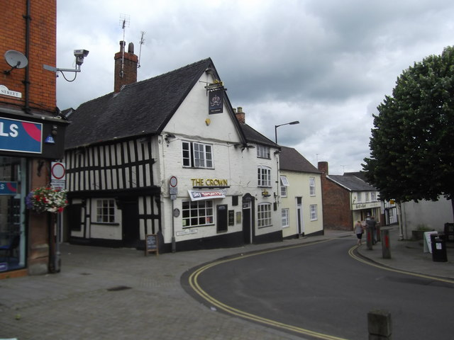 The Crown, Market Drayton