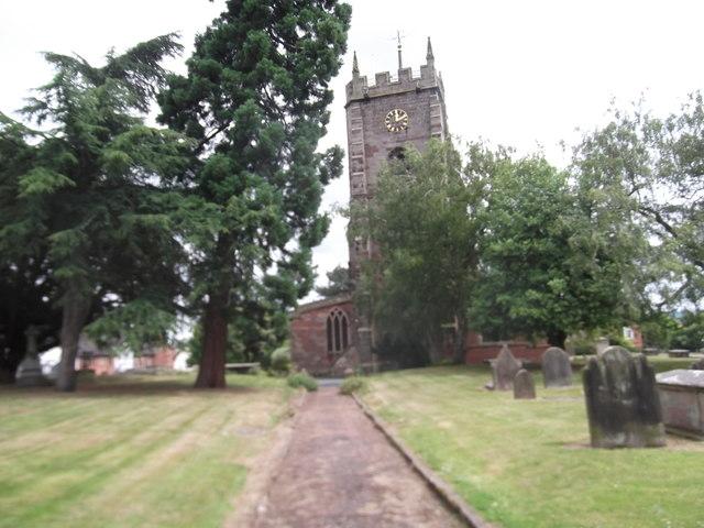 St Mary's Church, Market Drayton