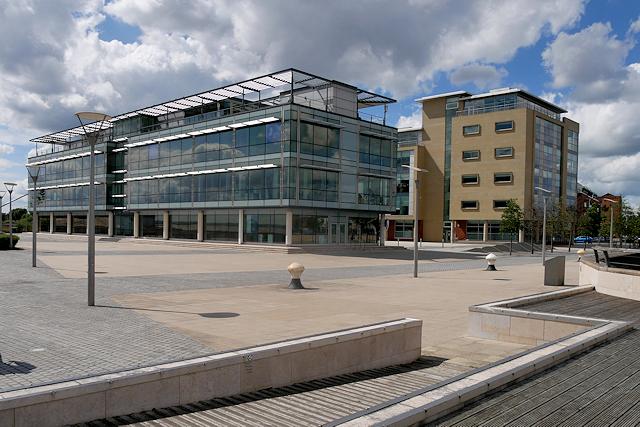 Modern Development at Humber Quays