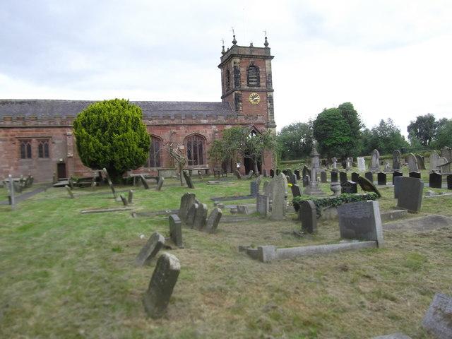 St Dunawd's Church, Bangor-on-Dee