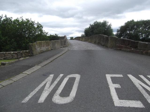 Bangor-on-Dee Bridge