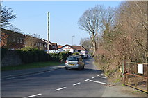 SX5156 : Longbridge Rd by N Chadwick