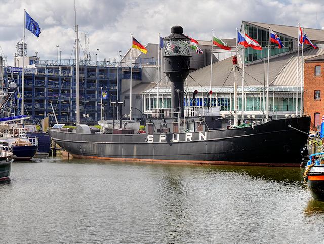 Hull Marina, Spurn Lightship