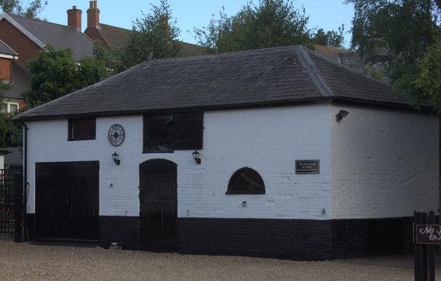 George and Dragon stables, Farnham
