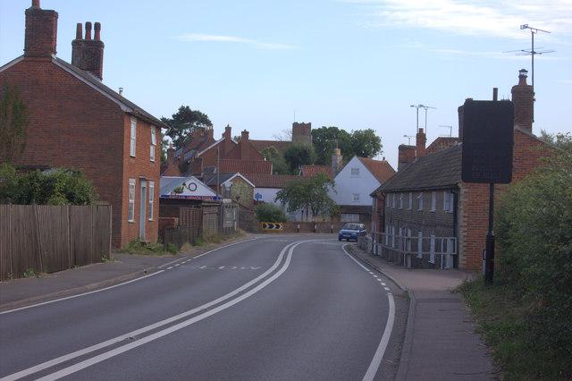A12 through Farnham