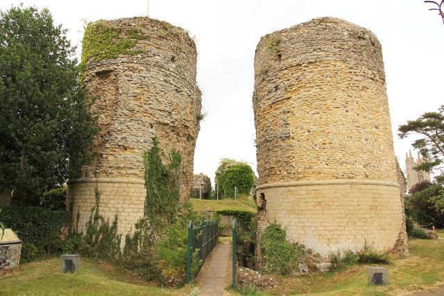 Bigod's Castle