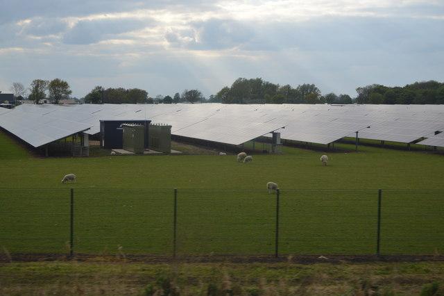 Chittering Solar Farm