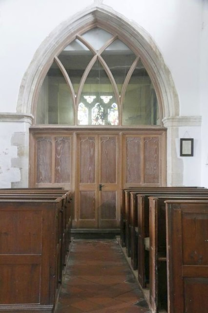 Belltower entrance