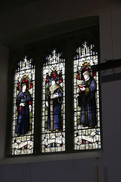 North Aisle window 1