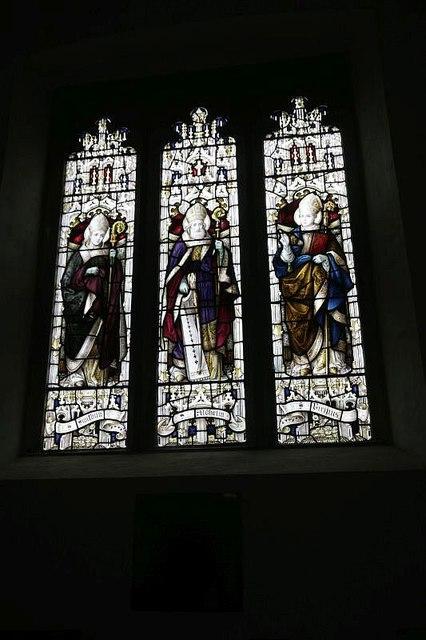 North Aisle Window 4