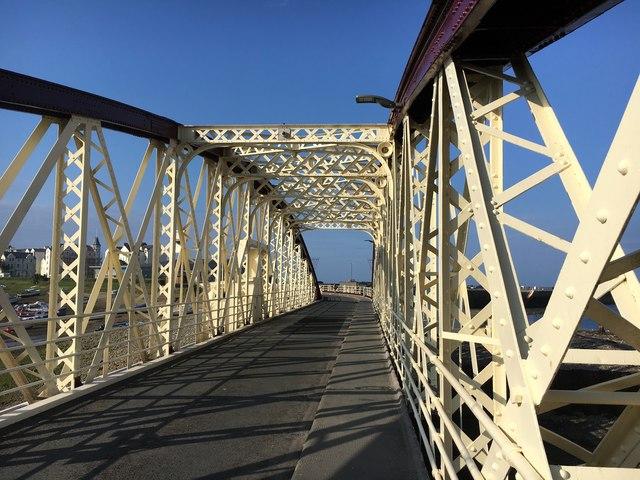 Ramsey Harbour Swing Bridge