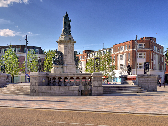 Queen Victoria Statue, Kingston Upon Hull