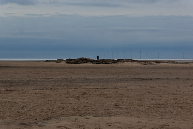 Red Rocks from Hilbre Point