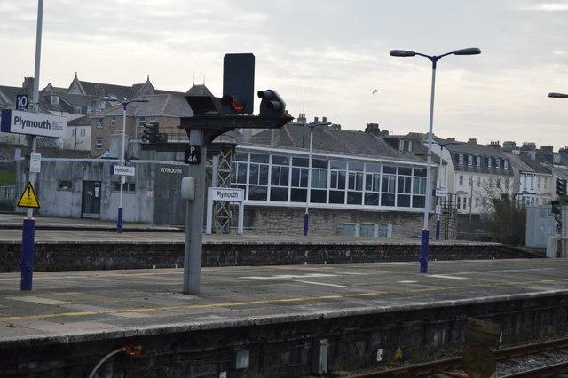 Plymouth Signalbox