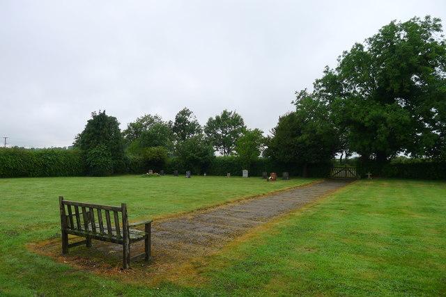 Cemetery, Stonesby Road