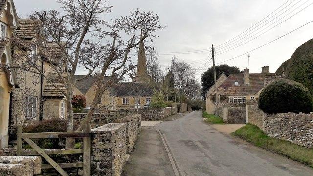 Church Road, Kemble