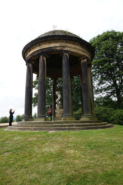 Rotunda on The Terrace, Wentworth Woodhouse