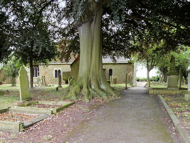 Hook Churchyard
