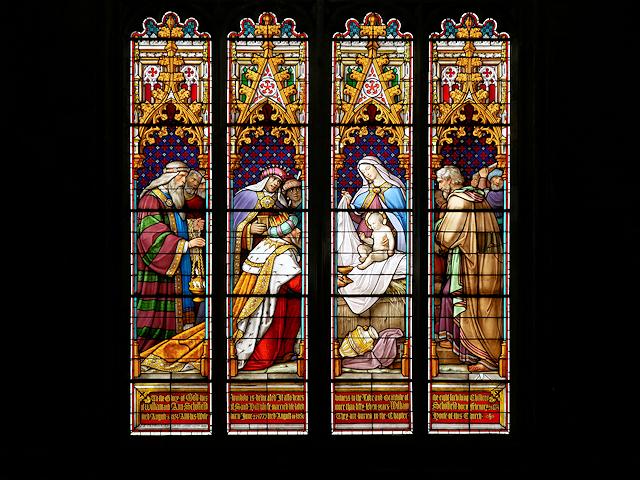 Howden Minster Great West Window (2)
