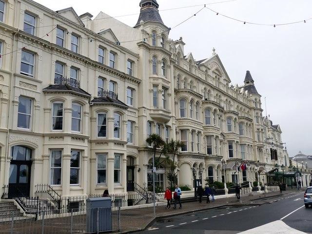 The Sefton Hotel Suites