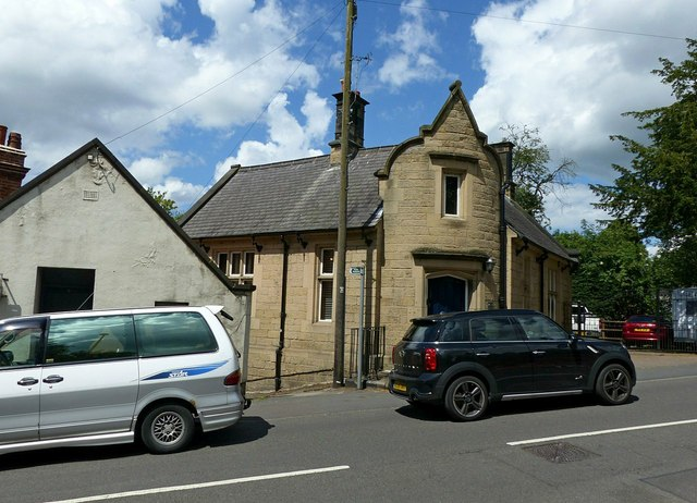 Field Head House Lodge