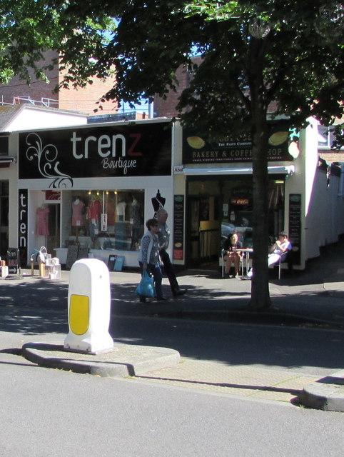 Trenz Boutique, The Avenue, Minehead