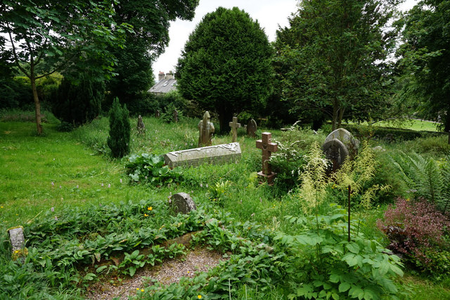 Graveyard, St John the Evangelist, Langcliffe