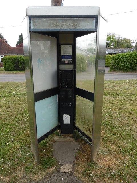 KX300 Telephone Kiosk in Botley, Bucks