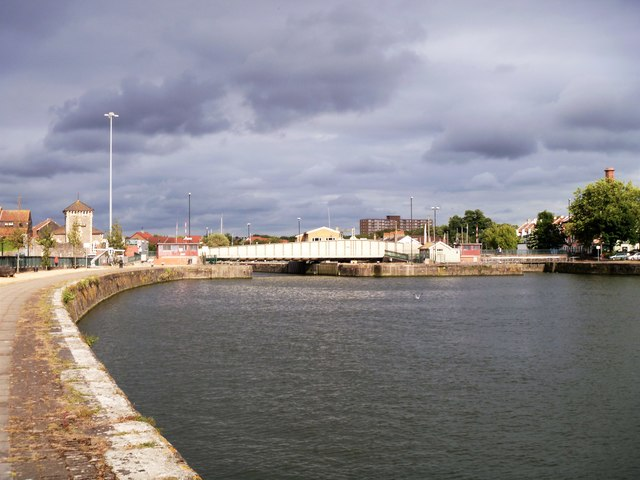 Basin and Bridge