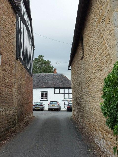 Kersoe Lane, Elmley Castle