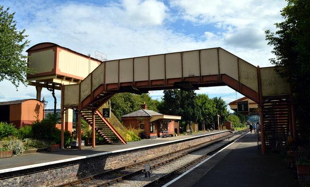 Toddington station, GWSR