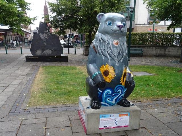 'Vincent the Bipolar Bear'
