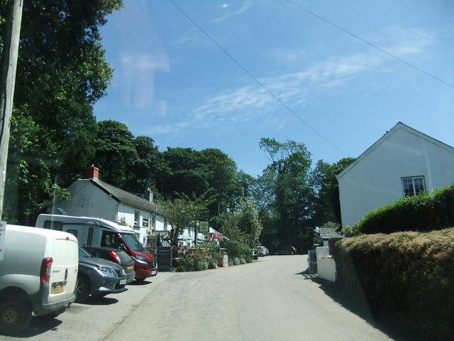 Roseland Inn, Philleigh