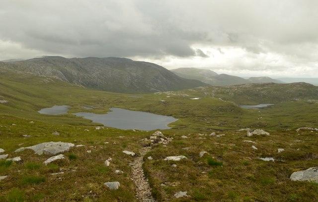 Fleodach Coire, Sutherland