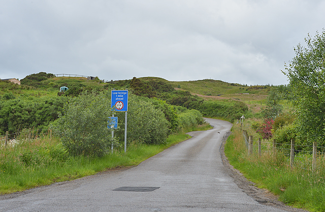 Road from Oban
