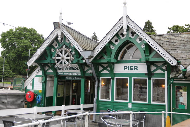 Bowness Pier