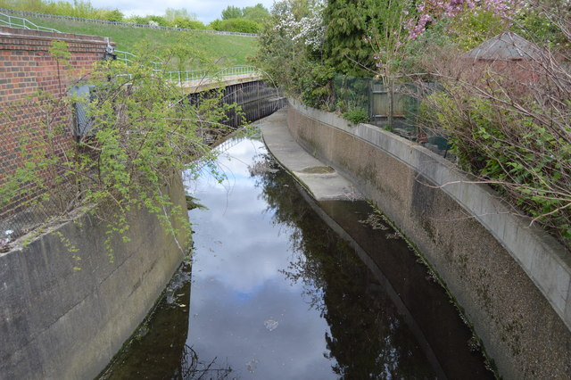 Wealdstone Brook
