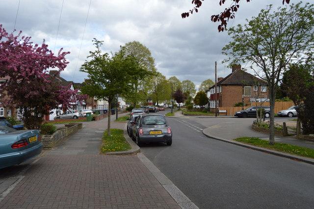 Uxendon Hill