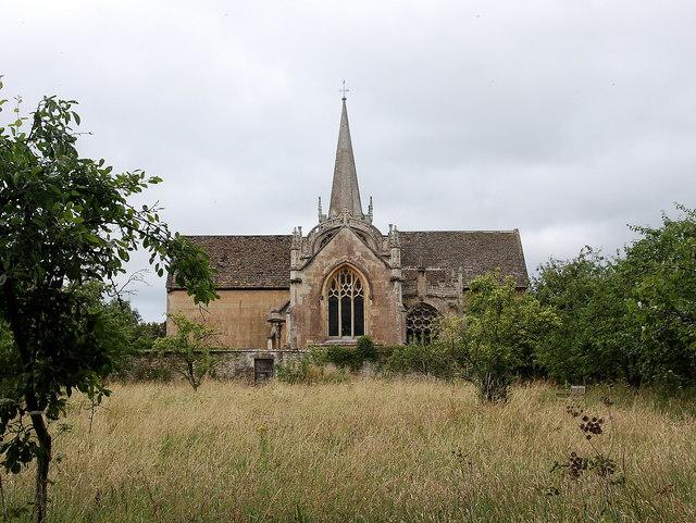 St Cyriac's Church, Lacock