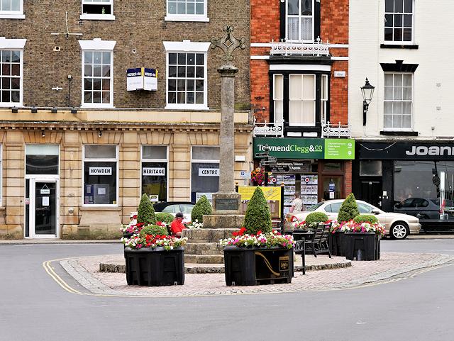 The Market Cross, Howden